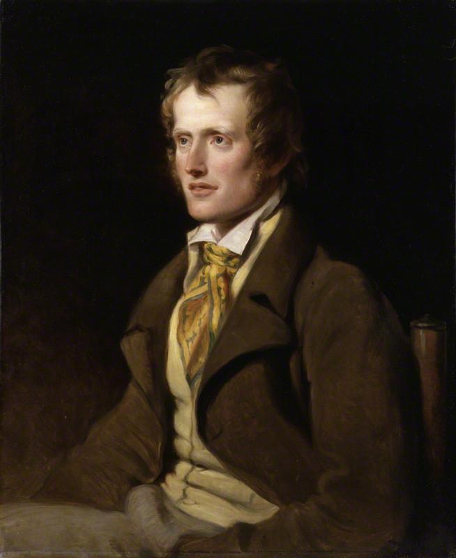 NPG 1469; John Clare by William Hilton