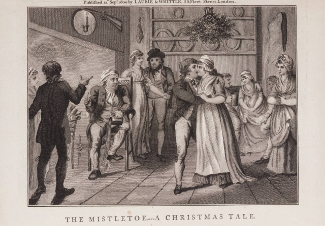 The Mistletoe... a Christmas Tale