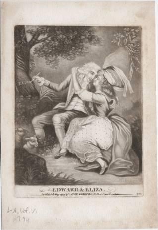 Valentine's - Edward & Eliza
