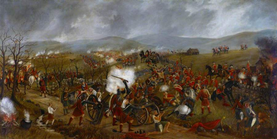 The Battle of Culloden; Peel Ross; Highland Council