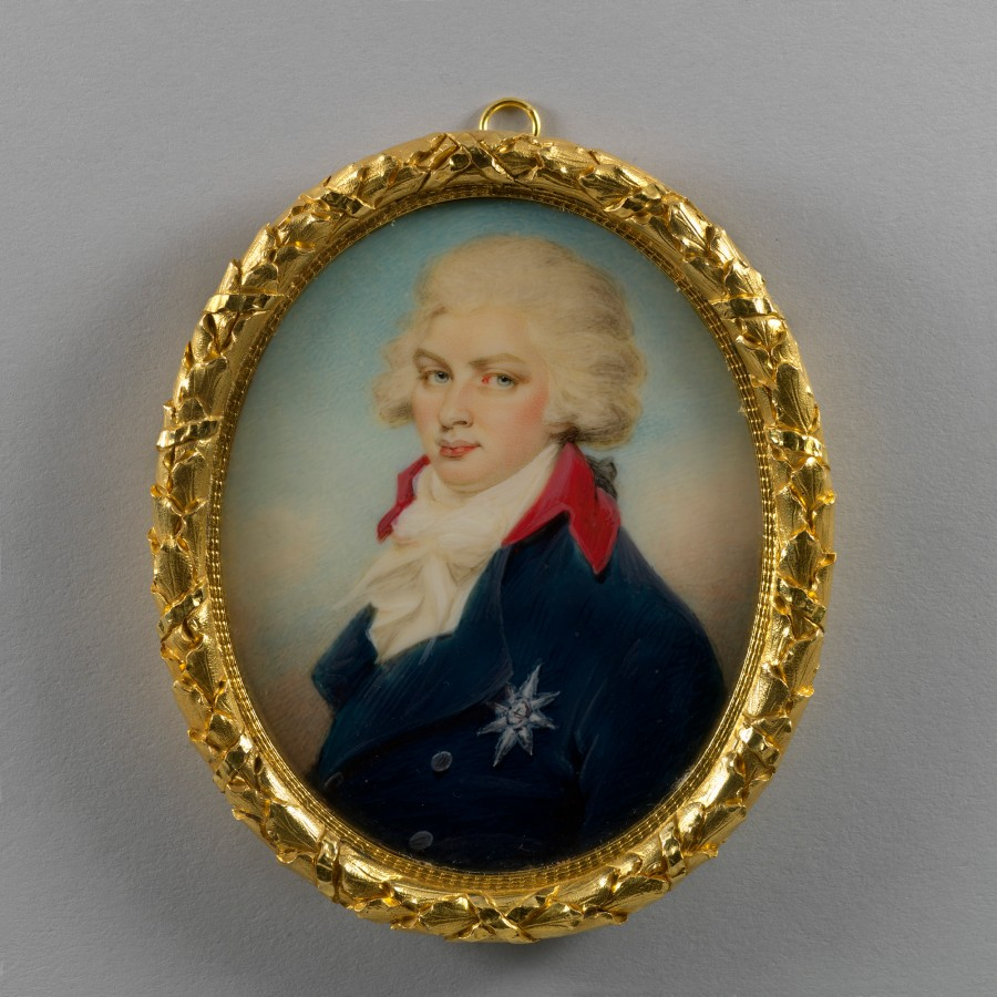 Augustus Frederick, Duke of Sussex (1773-1843) c.1792-3. Royal Collection Trust/© Her Majesty Queen Elizabeth II 2017