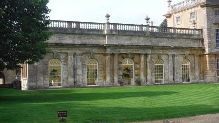 Orangery at Dyrham Park in South Gloucestershire, England