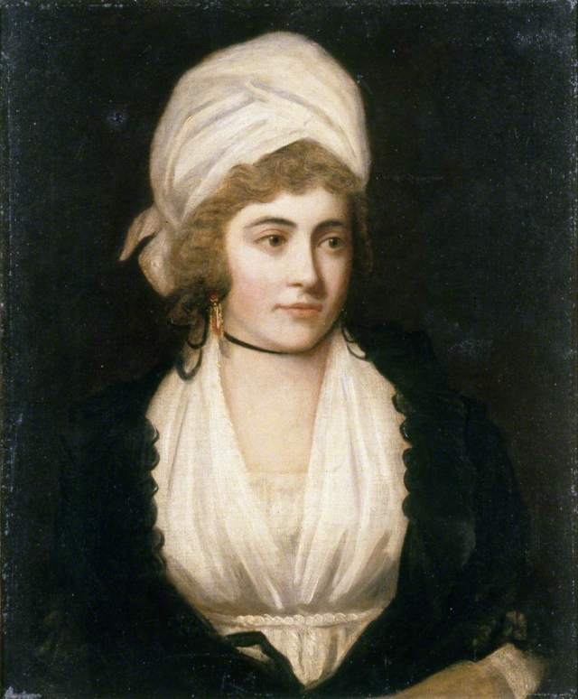 Mrs Mary Chatfield by John Opie
