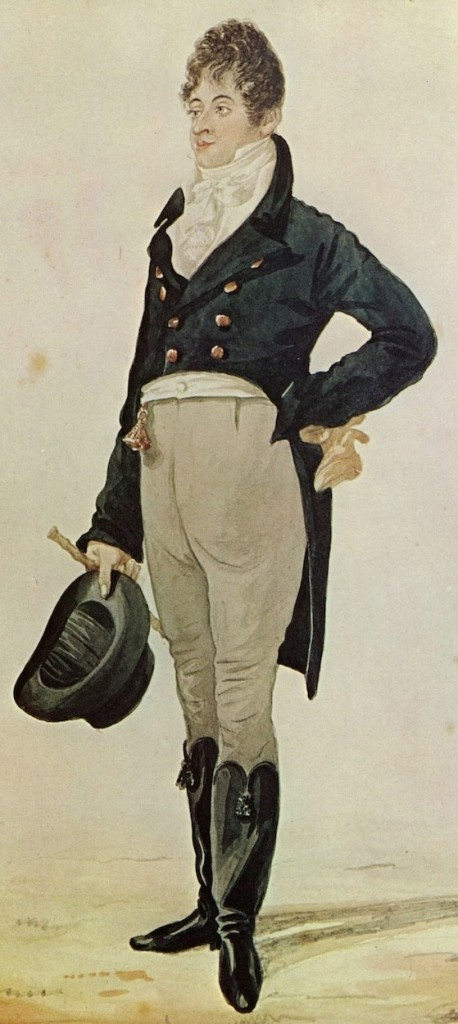 The Regency Dandy, Beau Brummell