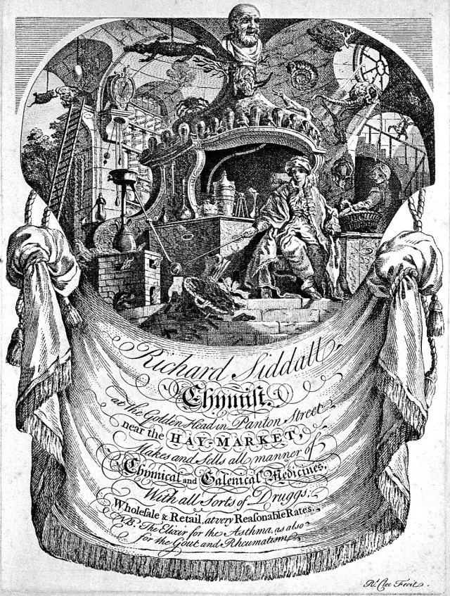 Richard Siddall. Wellcome Library