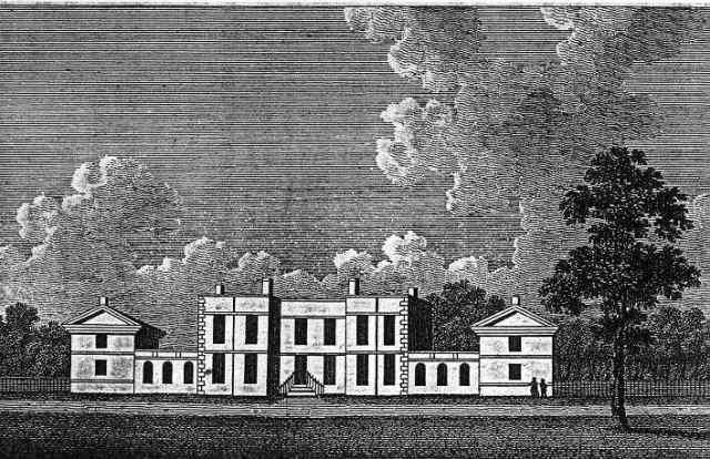 Shardlow Hall