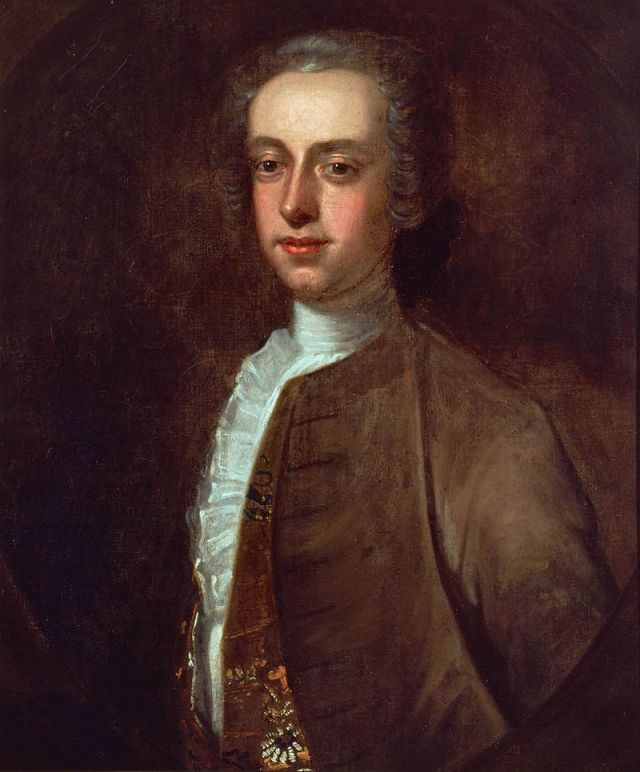 Massachusetts colonial governor Thomas Hutchinson by Edward Truman